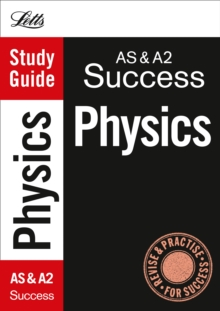 AS and A2 Physics : Study Guide, Paperback Book