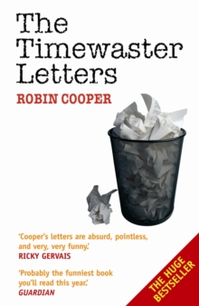 The Timewaster Letters, Paperback