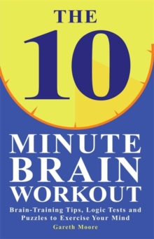 The 10-Minute Brain Workout, Paperback Book