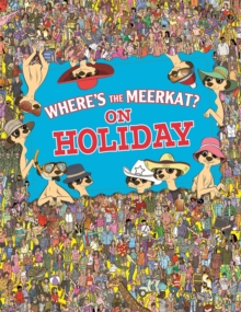 Where's the Meerkat? On Holiday, Paperback