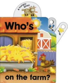 Flip Top : Who's on the Farm?, Board book