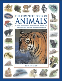The Complete Book of Animals : A World Encyclopedia of Amphibians, Reptiles and Mammals with Over 500 Detailed Illustrations, Paperback