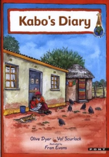 Gerry's World: Kabo's Diary, Paperback