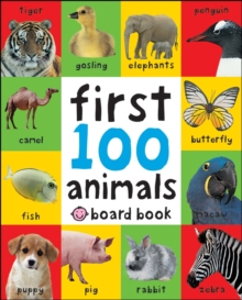 First 100 Animals, Hardback