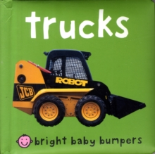 Trucks, Board book