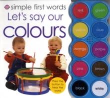 Let's Say Our Colours, Board book