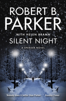 Silent Night, Paperback Book