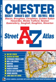 Chester Street Atlas, Paperback Book