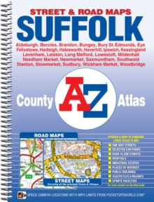 Suffolk County Atlas, Spiral bound
