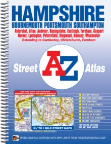 Hampshire County Atlas, Spiral bound