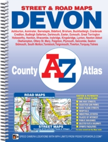 Devon County Atlas, Spiral bound