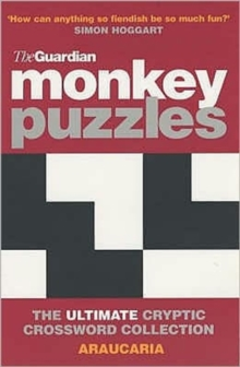 Monkey Puzzles : The Ultimate Cryptic Crossword Collection, Paperback