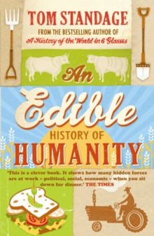 An Edible History of Humanity, Paperback