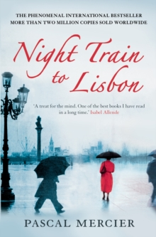 Night Train to Lisbon, Paperback