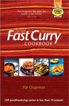 The Real Fast Curry Cookbook, Paperback