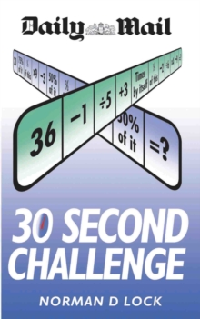 Daily Mail 30 Second Challenge, Paperback
