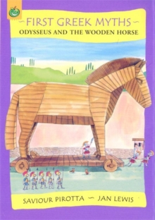 Odysseus and the Wooden Horse, Paperback