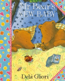 Mr Bear's New Baby, Paperback Book