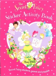 The Sticker Activity Book, Paperback