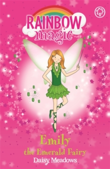 Emily the Emerald Fairy : The Jewel Fairies Book 3, Paperback