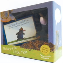 Little Mole Box Set : With Plush Toy, Mixed media product
