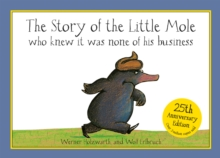 STORY OF THE LITTLE MOLE PLOP UP EDITION, Hardback