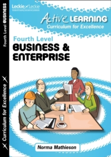 Active Business & Enterprise : Fourth Level, Paperback