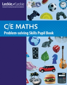 CfE Maths Problem-Solving Skills Pupil Book, Paperback Book