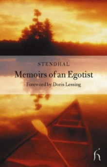 Memoirs of an Egotist, Paperback