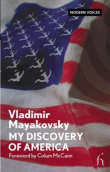 My Discovery of America, Paperback Book