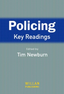 Policing : Key Readings, Paperback Book