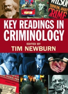 Key Readings in Criminology, Paperback