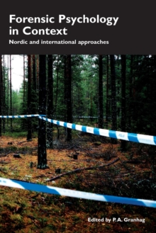 Forensic Psychology in Context : Nordic and International Approaches, Paperback