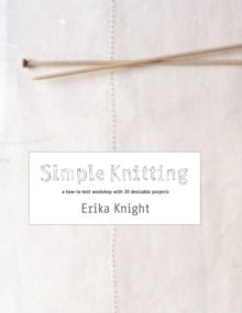 Simple Knitting, Paperback