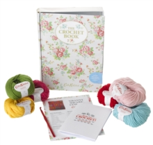 The Crochet Tin Book, Mixed media product