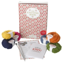 The Knitting Tin Book, Mixed media product