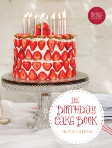 The Birthday Cake Book, Hardback