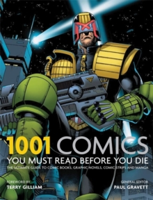 1001: Comics You Must Read Before You Die, Paperback
