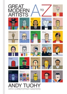 A-Z Great Modern Artists, Hardback