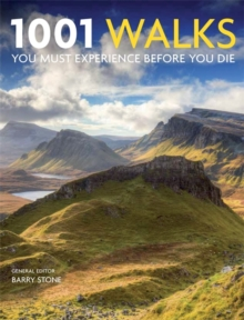 1001 Walks : You Must Experience Before You Die, Paperback Book