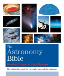 The Astronomy Bible, Paperback Book