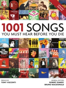 1001 Songs : You Must Hear Before You Die, Paperback