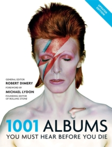 1001: Albums You Must Hear Before You Die, Paperback Book
