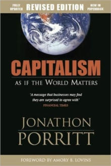Capitalism as If the World Matters : As If the World Matters, Paperback