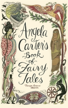 Angela Carter's Book of Fairy Tales, Hardback