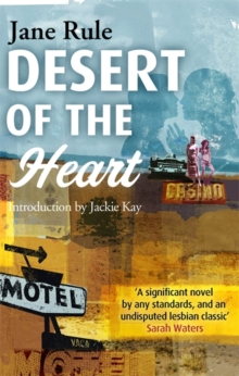 Desert of the Heart, Paperback
