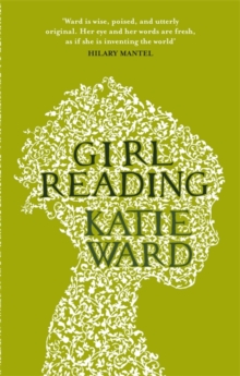 Girl Reading, Paperback Book