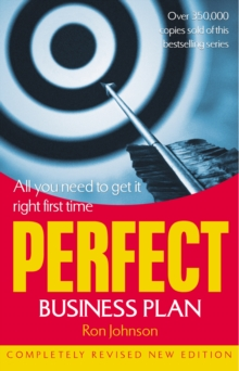 Perfect Business Plan, Paperback Book