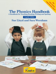 The Phonics Handbook, Spiral bound Book