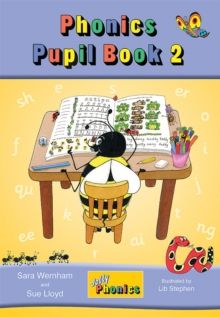 Jolly Phonics Pupil : Book 2, Paperback Book